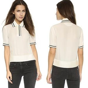 Rag & Bone Dana Polo